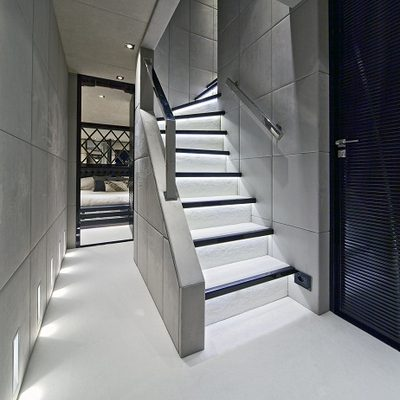 Seven S Yacht Stairs