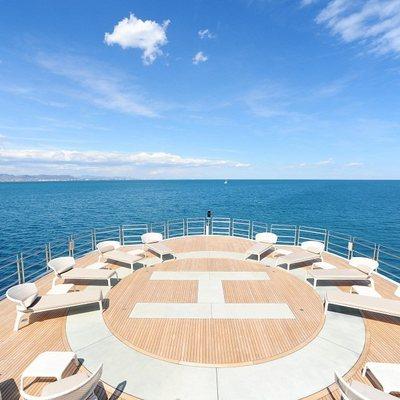 Naia Yacht Helipad