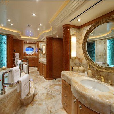 Capri I Yacht Master Bathroom