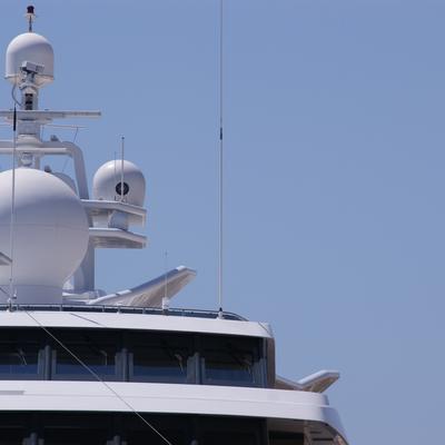 Neom Yacht Bow