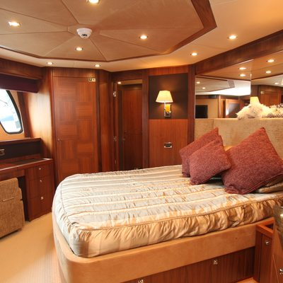 The Devocean Yacht Guest Stateroom