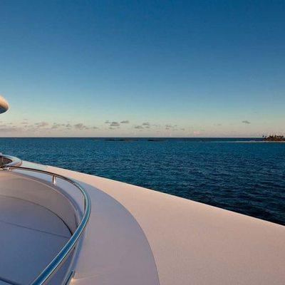 Aquila Yacht Sunset