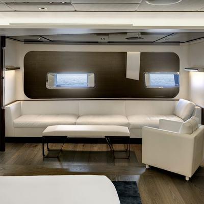 Vertigo Yacht Master Bed - Seating