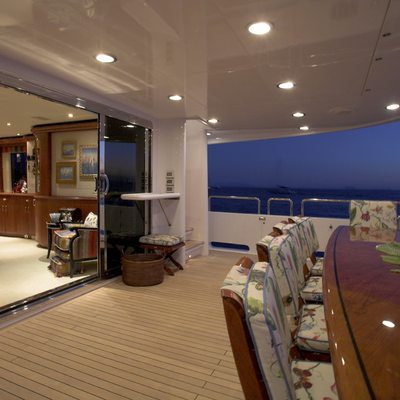 Nicole Evelyn Main Aft Deck
