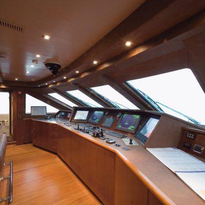 Princess Iolanthe Yacht Bridge
