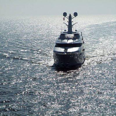 Lady Sheridan Yacht Running Shot - Front