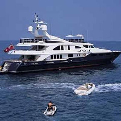 Jo Yacht At anchor