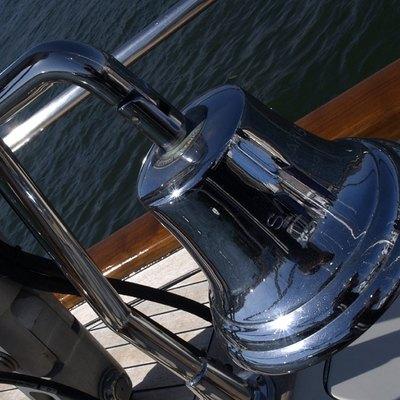 Principessa Vaivia Yacht Detail - Bell