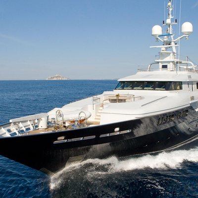 Mariu Yacht Running Shot