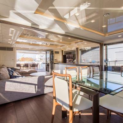 Esmeralda of the Seas Yacht