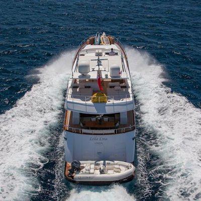 Leila Lina Yacht