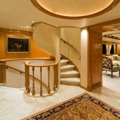 Sojourn Yacht Foyer