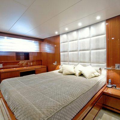 Sky Khan Yacht