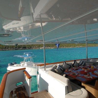 Sweet Escape Yacht Bridge Deck