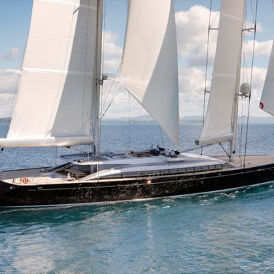 Vertigo Yacht Running Shot - Profile