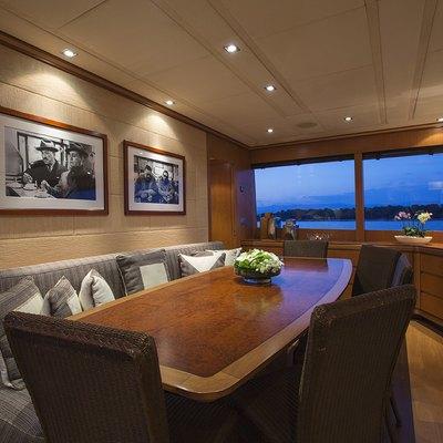 Cappuccino Yacht