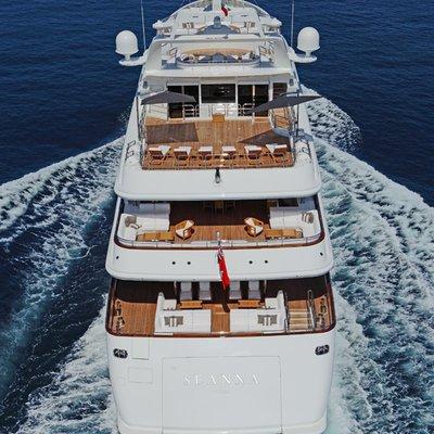 Seanna Yacht Decks