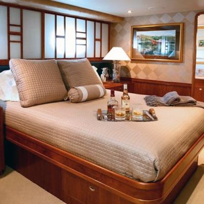 Endless Summer Yacht VIP Stateroom