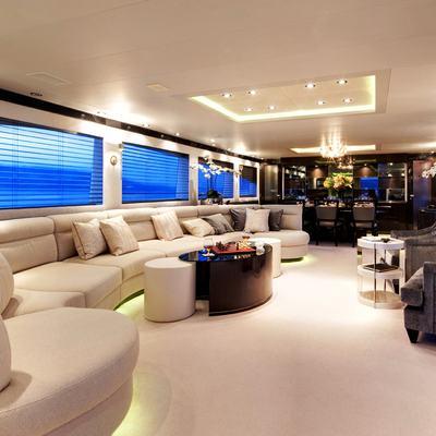 Strega Yacht Salon