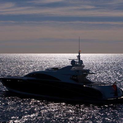 Quantum Yacht Sunset