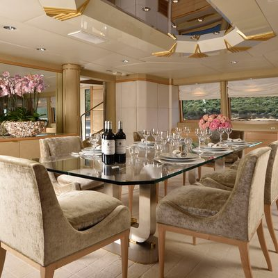 Azzurra II Yacht