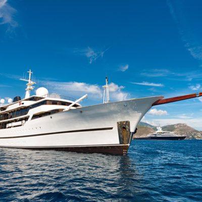 Chakra Yacht