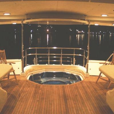 Sojourn Yacht Jacuzzi