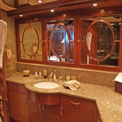 Joan's Ark Yacht Master Bathroom