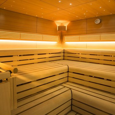 Solandge Yacht Sauna