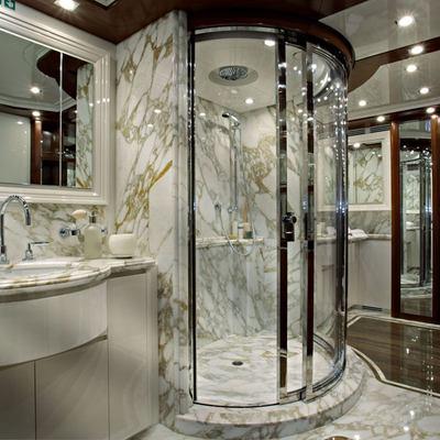 Libertas Yacht Master Bathroom