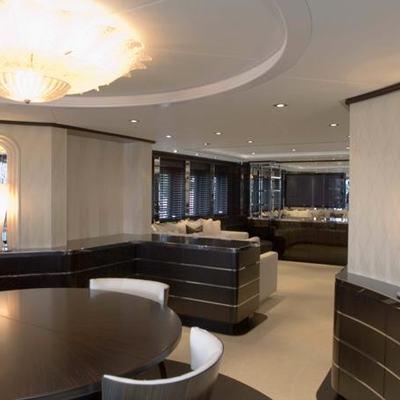 G Force Yacht Dining & Salon
