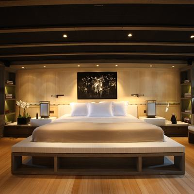 Roxane Yacht Master Stateroom - Overview