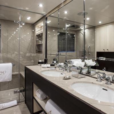 Revelry Yacht Master Bathroom