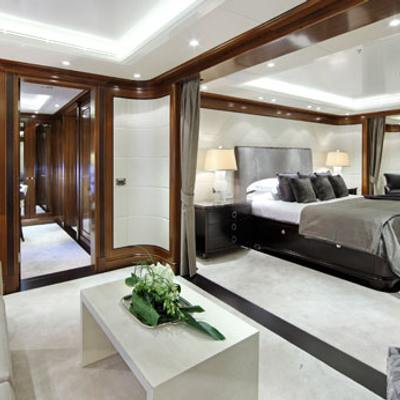 Seanna Yacht Master Stateroom - Overview