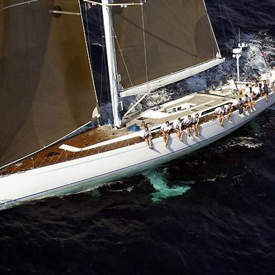 Lupa of the Sea Yacht