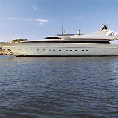 Kintaro Yacht Profile