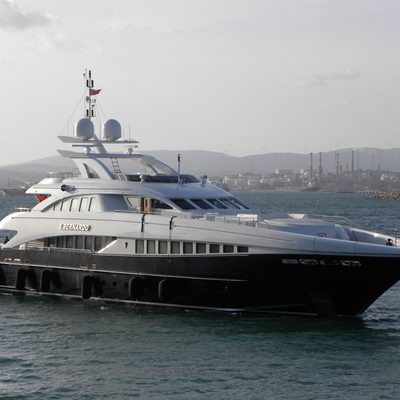 San Bernardo Yacht Main Profile