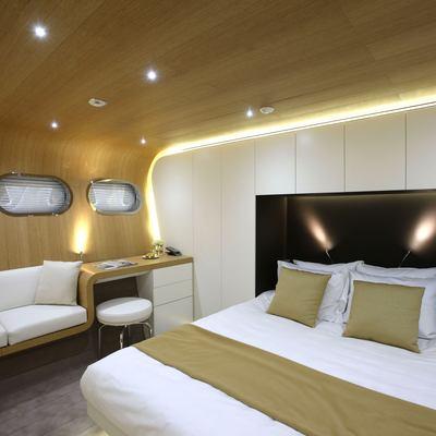 Ocean Sapphire Yacht Yellow VIP Stateroom