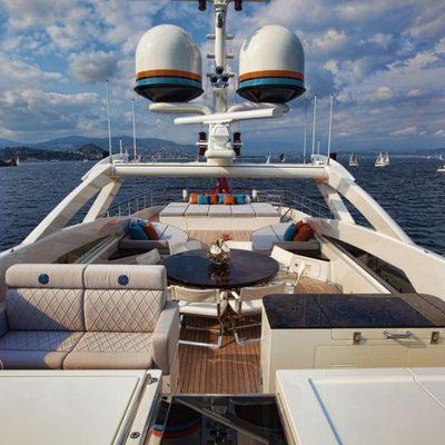 Aurelia Yacht Sundeck