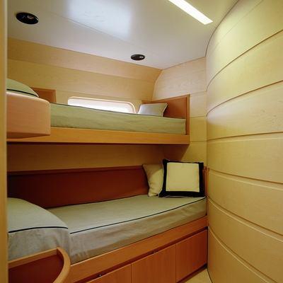 Viriella Yacht Guest Stateroom