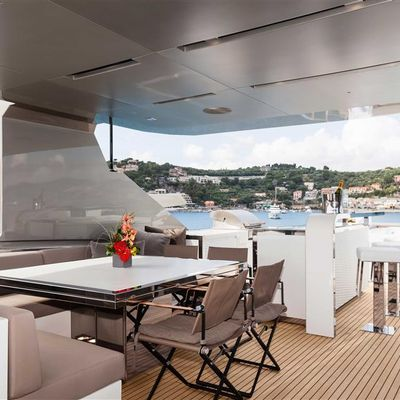Safe Haven Yacht