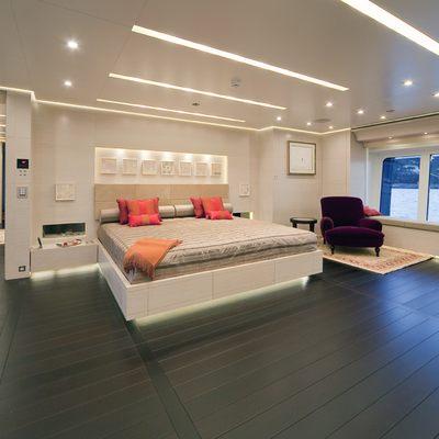 Baraka Yacht Master Stateroom