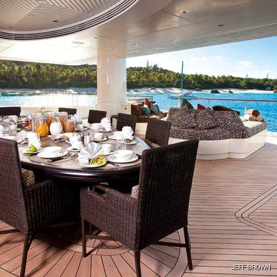 Hemisphere Yacht