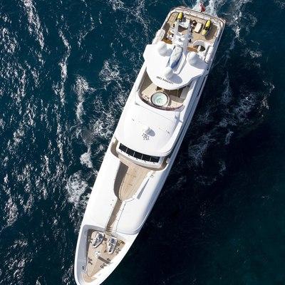 Odessa Yacht Aerial View