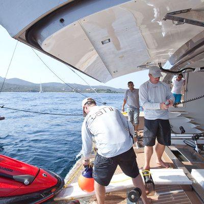 taTii Yacht Tender & Toys