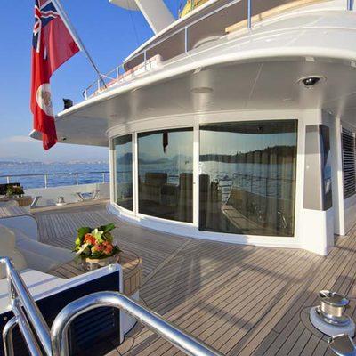 Daloli Yacht Deck