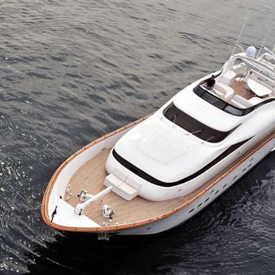 Marnaya Yacht Aerial View