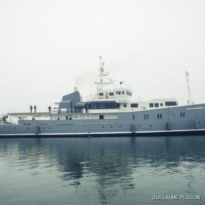Enigma XK Yacht Profile