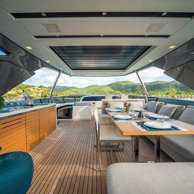 Akula Yacht