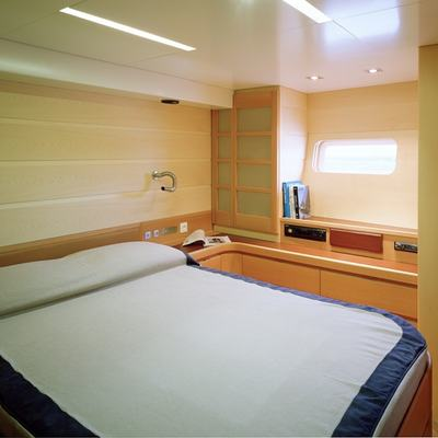Viriella Yacht VIP Stateroom